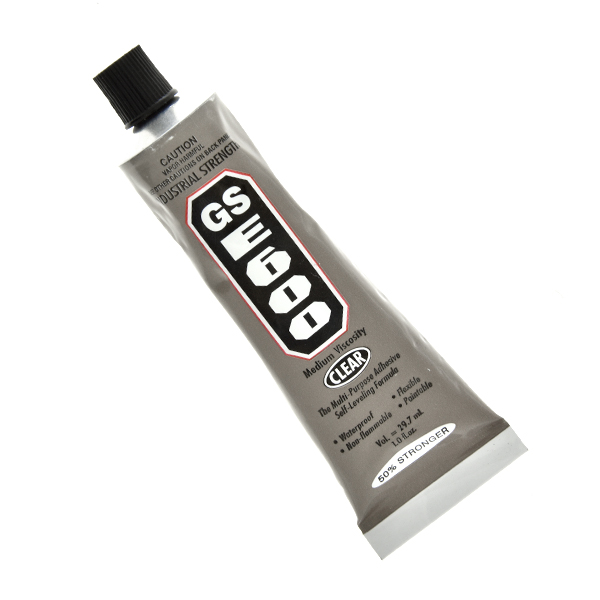 Medium GS E-600 Silicon glue 29.7mL