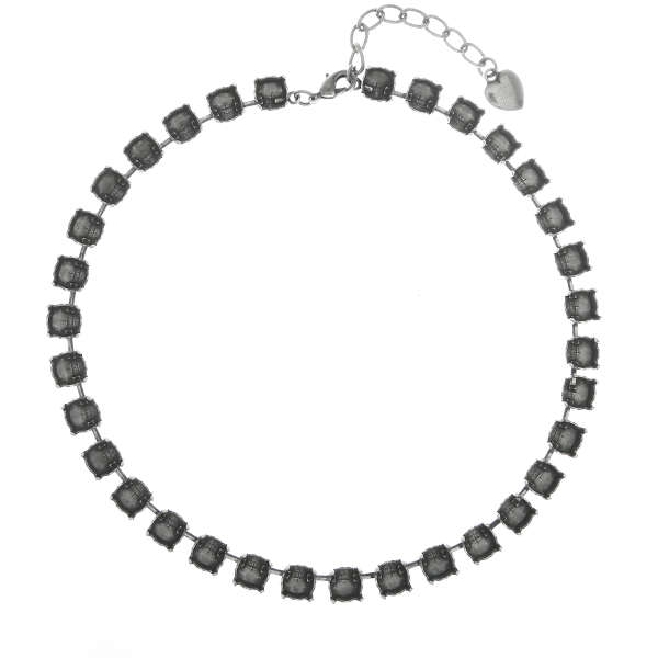6edbb268714db 39ss empty cup chain (33 settings) almost finished Necklace