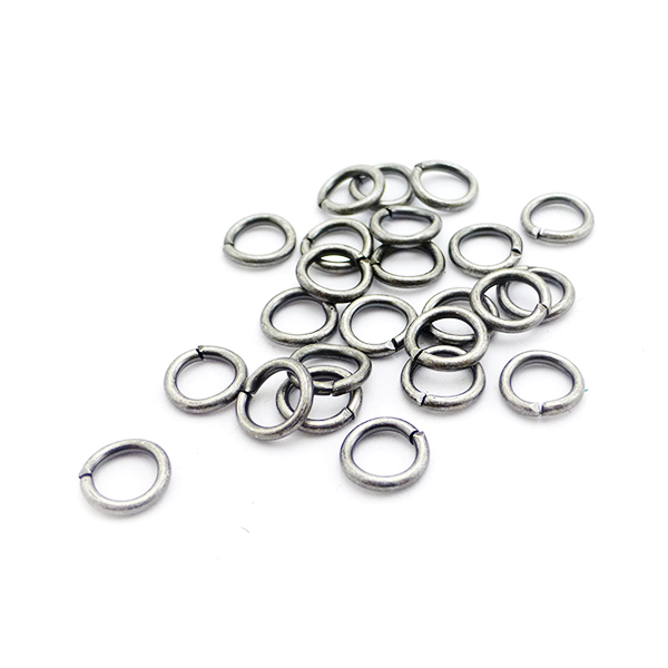 6mm Jump rings 200pcs