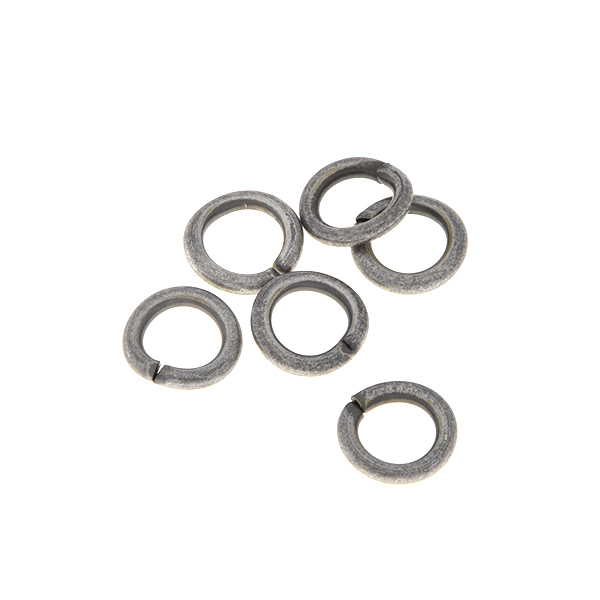 8mm Jewelry Jump rings 50 pcs pack