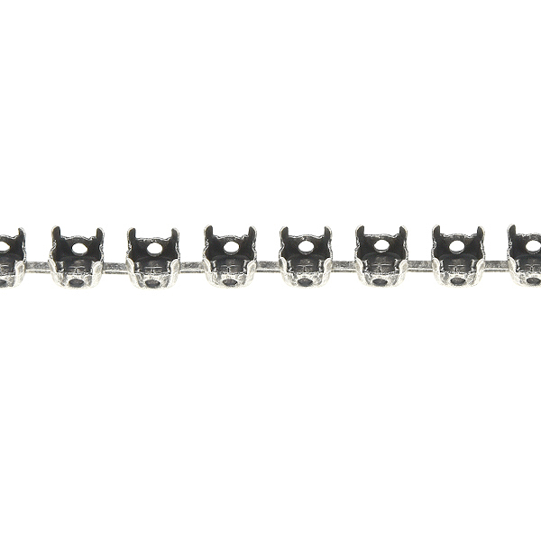 29ss Cup chain for bracelet with holes by meter