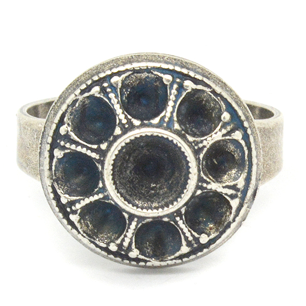 24ss,32pp Adjustable Round ring base