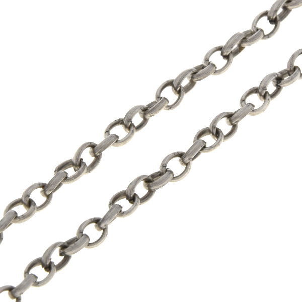 5x3.6mm Oval rolo chain
