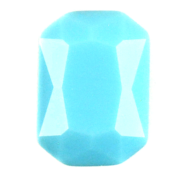 559100e7a6dc Retail pack. Light Turquoise Stone 4610 Octagon 13X18 setting