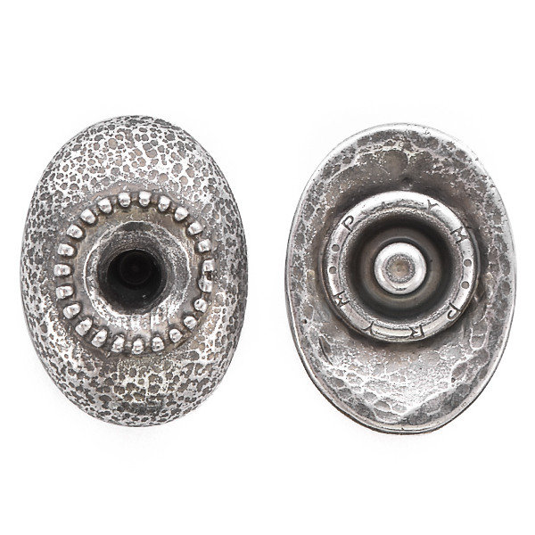 39ss Oval Snap Button Jewelry