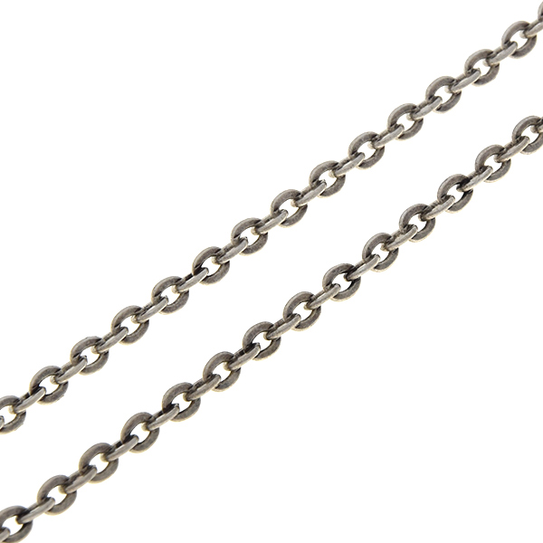 3.7x3mm Oval link chain