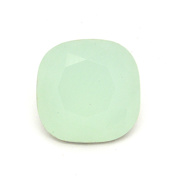 Pacific Opal Glass Stone for 4470 12X12mm Square  setting