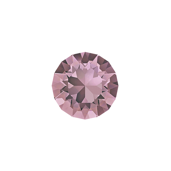 39ss Antique Pink color Swarovski 1028/1088
