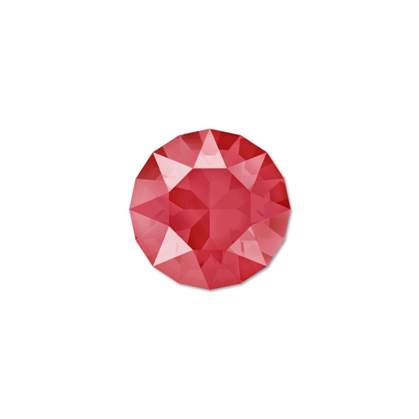 39ss Chaton 1088 Swarovski Crystal Royal Red color - 10 pcs pack
