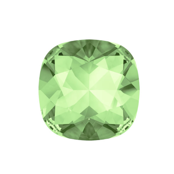 Chrysolite color Swarovski 4470 -12-12mm