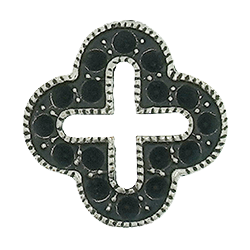 8pp decorative cross element Set