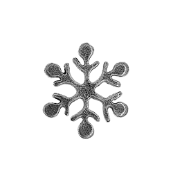 Rounded Snowflake Set