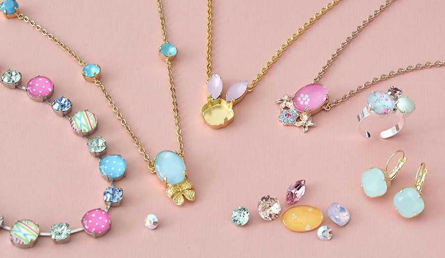 Easter collection - jewelry inspirations