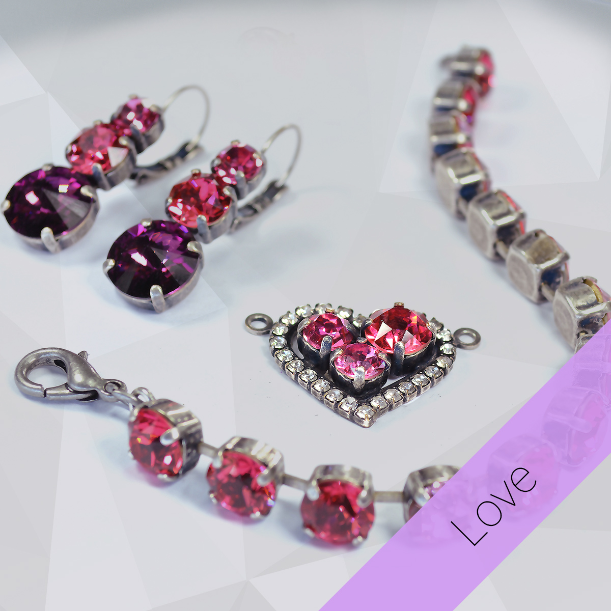 Love Jewelry Bases collections